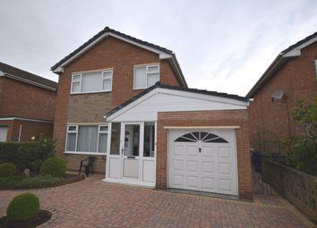 Thumbnail 3 bed detached house for sale in Kestrel Drive, Rossington, Doncaster
