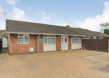 Thumbnail 4 bed bungalow for sale in Home Close, Weston Turville, Aylesbury