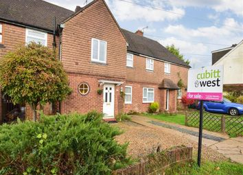 Thumbnail 4 bed terraced house for sale in Honeycrock Lane, Salfords, Surrey