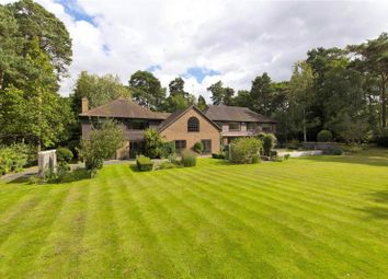 6 bed detached house for sale in West Road, St George's Hill, Weybridge, Surrey KT13