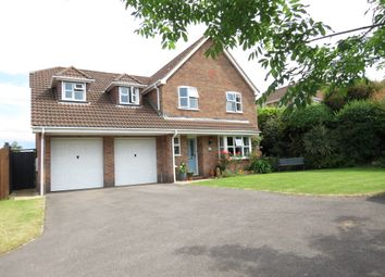Thumbnail 3 bed detached house for sale in Poachers End, Minehead