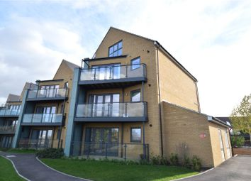 Thumbnail 2 bed flat for sale in Gatehouse View, The Avenue, Greenhithe, Kent