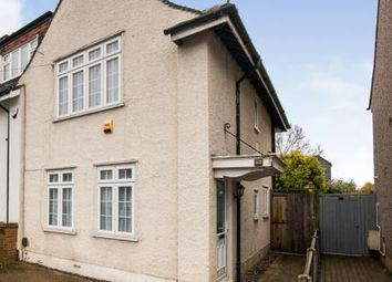 Thumbnail 2 bed end terrace house for sale in Byfleet, Surrey, .