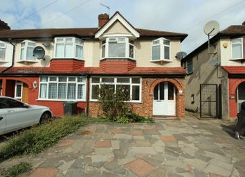 Thumbnail 3 bed end terrace house to rent in Woodgrange Gardens, Enfield