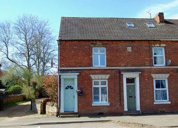 Thumbnail 2 bed end terrace house for sale in High Street, Weedon, Northampton