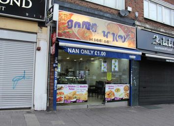 Thumbnail Restaurant/cafe to let in Longbridge Road, Barking
