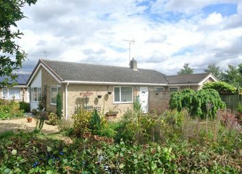 Thumbnail 3 bed detached bungalow for sale in Westbourne Park, Bourne, Lincolnshire