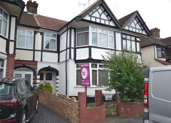 Thumbnail 3 bed terraced house to rent in Eccleston Crescent, Romford