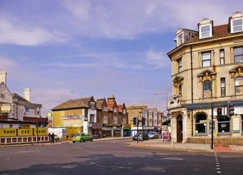Thumbnail 2 bed flat to rent in Station Road, New Southgate