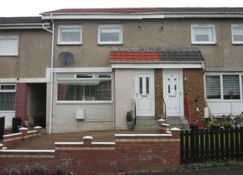 Thumbnail 2 bedroom terraced house for sale in Green Gardens, Cleland, Motherwell
