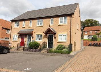 Thumbnail 2 bed town house for sale in Meldrum Drive, Gainsborough