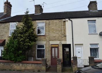 Thumbnail 2 bedroom terraced house for sale in Star Road, Peterborough