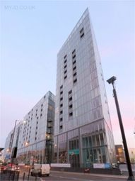 Thumbnail 1 bed flat to rent in Vertex Tower, 3 Harmony Place, Greenwich, London