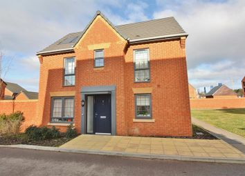 Thumbnail 3 bed detached house for sale in Brocas Way, Bordon