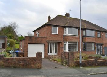 Thumbnail 3 bed semi-detached house for sale in Moorland Road, Leek