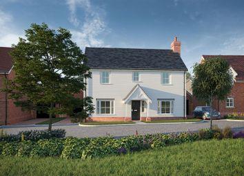 Thumbnail 4 bed detached house for sale in Latchingdon Park, Burnham Road, Latchingdon, Essex