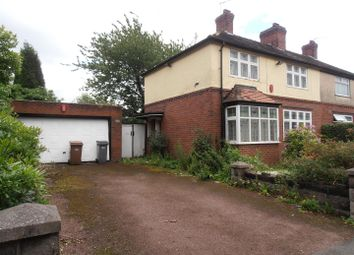 Thumbnail 3 bed semi-detached house for sale in High Lane, Burslem, Stoke-On-Trent