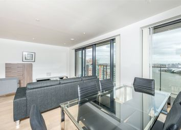 Thumbnail 3 bedroom flat for sale in Horizons, Yabsley Street, Canary Wharf, London