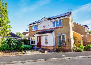 Thumbnail 3 bed detached house for sale in Wellow Drive, Frome