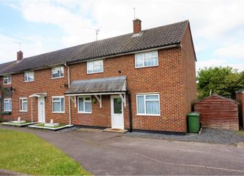 Thumbnail 2 bed end terrace house for sale in Oakley Road, Bordon