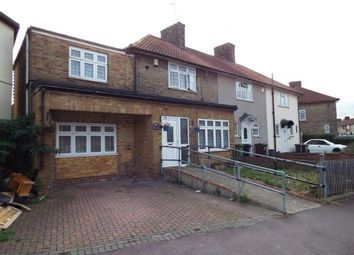 Thumbnail 5 bedroom end terrace house for sale in Coleman Road, Dagenham