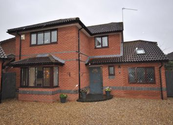 Thumbnail 5 bed detached house for sale in Pimpernel Road, Horsford, Norwich