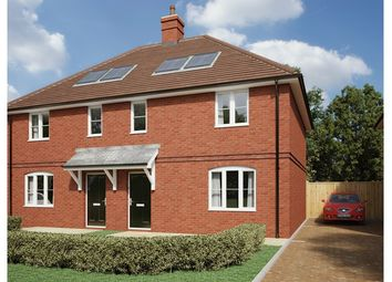 Thumbnail 3 bed semi-detached house for sale in Plot 4, Archer's Green, Bentley, Surrey