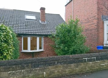 Thumbnail 3 bed bungalow to rent in Meersbrook Road, Meersbrook, Sheffield
