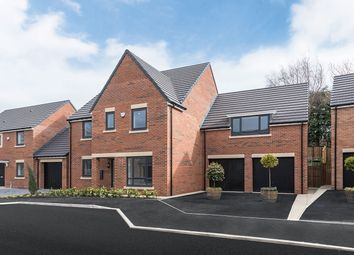 "Thumbnail 5 bed detached house for sale in ""The Hepscott"" at Loansdean, Morpeth"