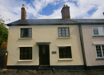 Thumbnail 3 bed end terrace house to rent in The Holloway, Minehead