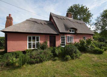 Thumbnail 2 bedroom cottage for sale in Darsham Road, Westleton, Saxmundham