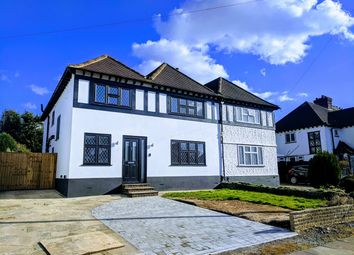 Thumbnail 4 bedroom semi-detached house to rent in Priory Avenue, Petts Wood, Orpington