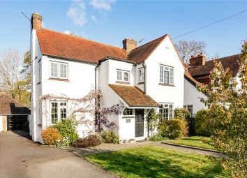 Thumbnail 3 bed detached house for sale in Highlands Road, Seer Green, Buckinghamshire