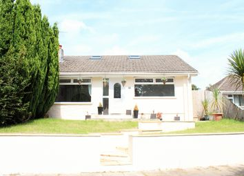 Thumbnail 4 bedroom bungalow for sale in Cilonnen Road, Three Crosses, Swansea