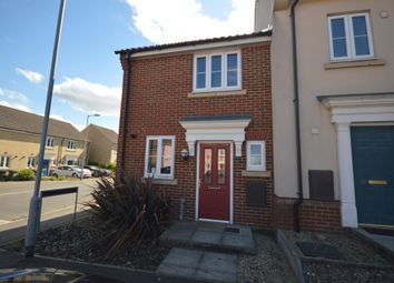 Thumbnail 2 bed semi-detached house for sale in Dolphin Road, The Hampdens, Norwich