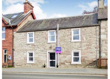Thumbnail 5 bed terraced house for sale in High Street, Burrelton