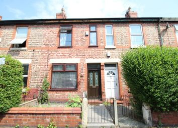 Thumbnail 2 bed terraced house for sale in Jackson Street, Stretford, Manchester