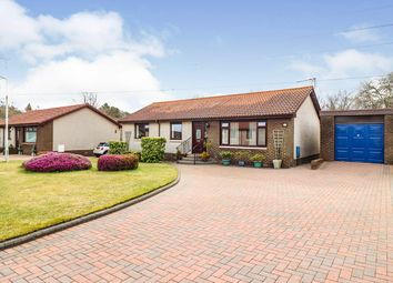 Thumbnail 3 bed bungalow for sale in Greenwell Park, Glenrothes, Fife