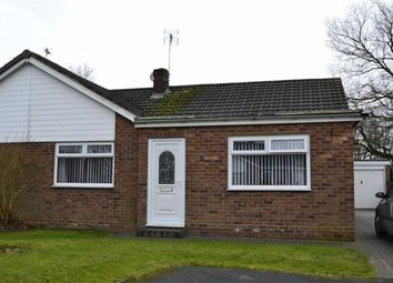 Thumbnail 2 bed semi-detached bungalow to rent in Magnolia Way, Swanwick, Alfreton, Derbyshire