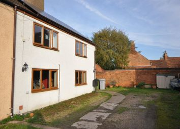 Thumbnail 4 bed semi-detached house for sale in Main Street, Weston, Newark