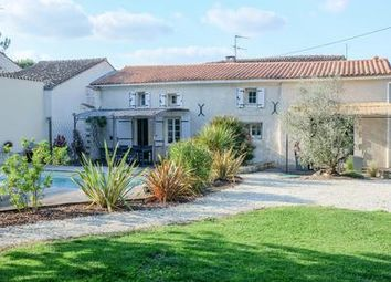 Thumbnail 4 bed property for sale in St-Hilaire-De-Villefranche, Charente-Maritime, France
