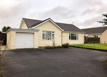 Thumbnail 3 bed bungalow for sale in Cleggars Park, Lamphey, Pembroke