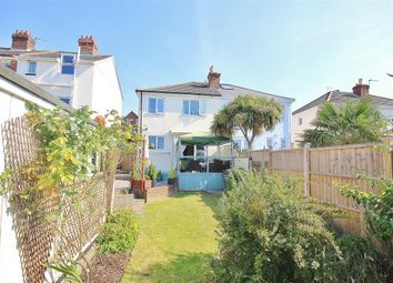 Thumbnail 3 bed semi-detached house for sale in Salisbury Road, Lower Parkstone, Poole