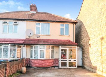 Thumbnail 3 bed semi-detached house for sale in King Edwards Road, Enfield