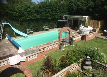 Thumbnail 5 bed detached house for sale in Mill Lane, Bradwell, Great Yarmouth