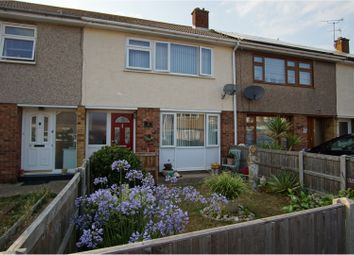 Thumbnail 3 bed terraced house for sale in Boxley Close, Sheerness