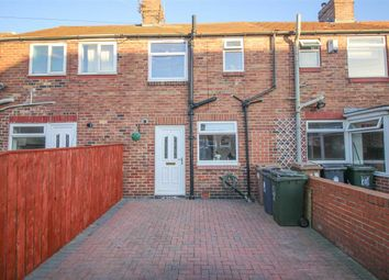 Thumbnail 2 bed terraced house to rent in Queens Gardens, Annitsford, Annitsford