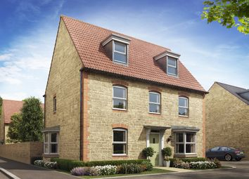 "Thumbnail 5 bedroom detached house for sale in ""Emerson"" at Temple Inn Lane, Temple Cloud, Bristol"