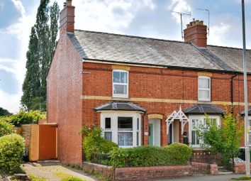 Thumbnail 3 bed end terrace house for sale in Kings Acre Road, Hereford