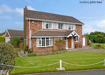 Thumbnail 3 bed detached house for sale in Meadow Lane, Fulford, Stoke-On-Trent